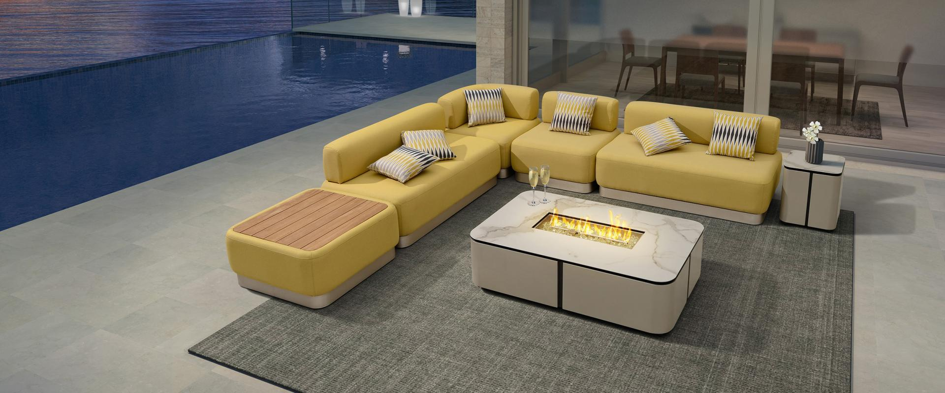 sectional sofa patio