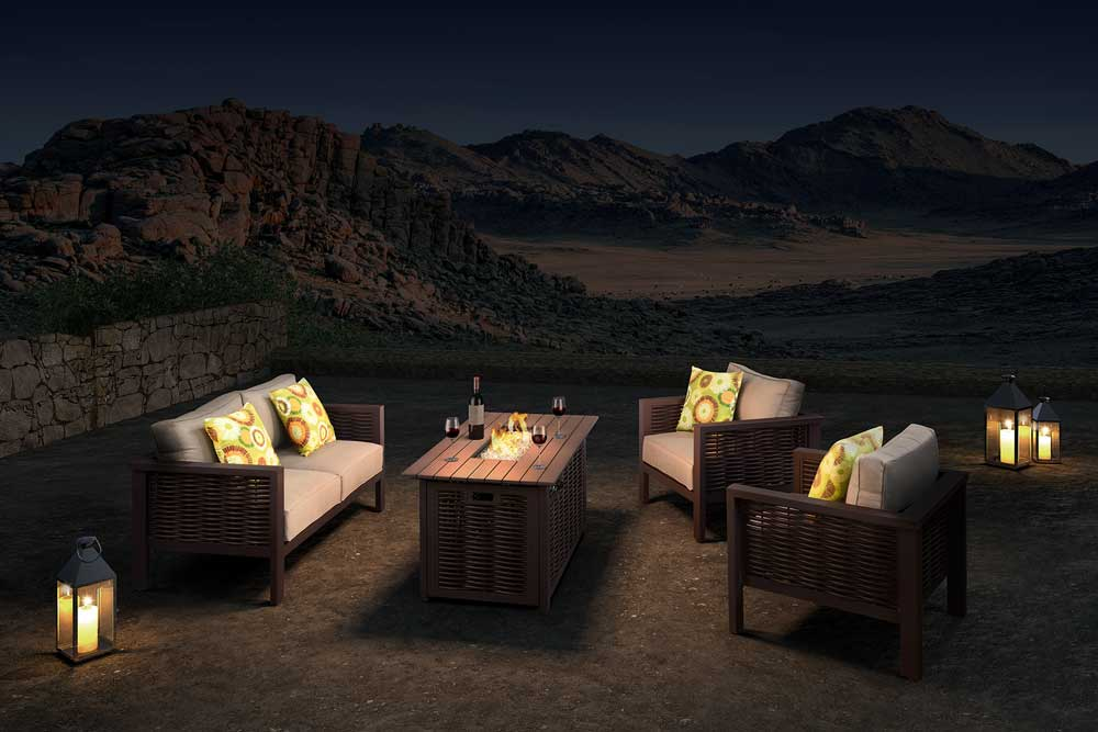 Garden Furniture Outdoor Wicker Furniture Sale - Dallas